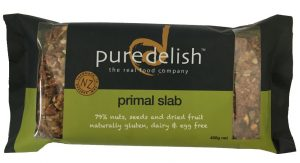 Pure Delish Primal Slab 400g