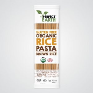 Perfect Earth Brown Rice Pasta 225g