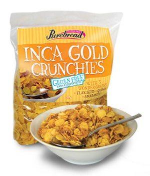 Purebread Inca Gold Crunchies 300g