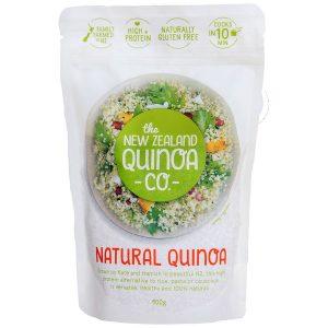 The NZ Quinoa Company - Natural Quinoa 400g