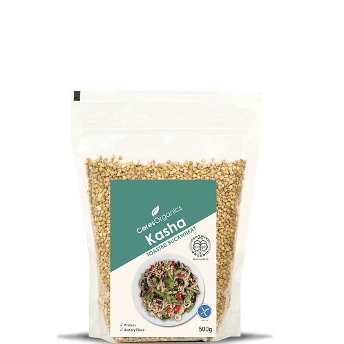 Ceres Organics Kasha Toasted Buckwheat 500g