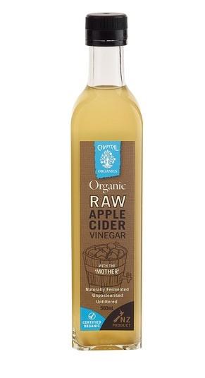 Chantal Raw Apple Cider Vinegar 500ml