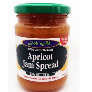 Jok n Al Apricot Jam Spread 280g