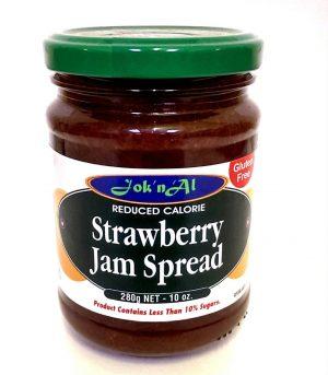 Jok n Al Strawberry Jam 280g
