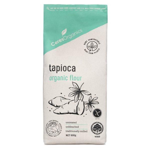 Ceres Organics Tapioca Flour 600g