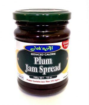 Jok n Al Plum Jam Spread 280g