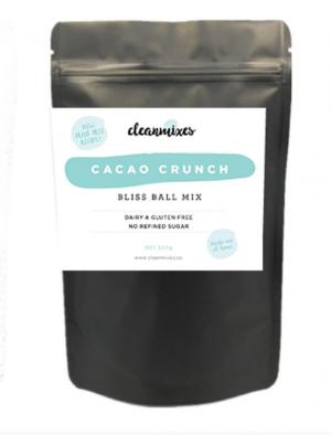 Clean Mixes Bliss Ball Mix Cacao Crunch 200g