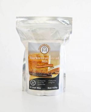 GF Store Buckwheat Bread Mix 920g