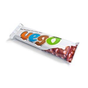 Vego Hazelnut Choc Bars 150g