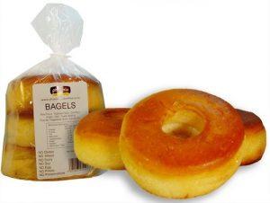 Phoenix Bagels (3) 120g FROZEN