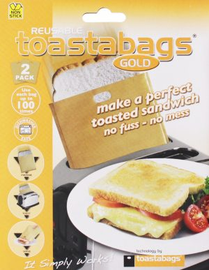 Toastabags Reuseable 2 Pack