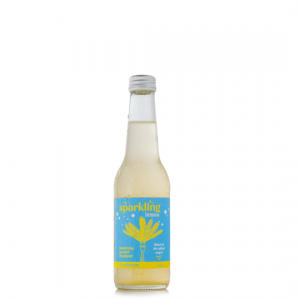 Chia Sisters Sparkling Lemon 275ml