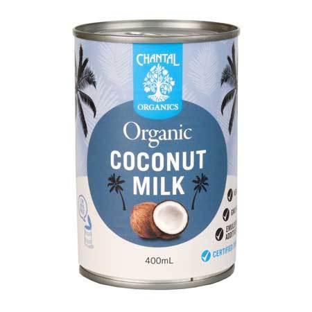 Chantal Coconut Milk 400ml