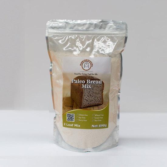 GF Store Paleo Bread Mix 2 Loaf Mix 890g