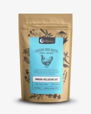 Nutra Organics Chicken Bone Broth Original 100g