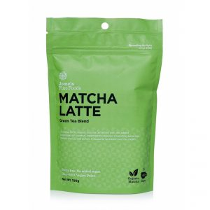 Jomeis Fine Foods Matcha Latte 100g