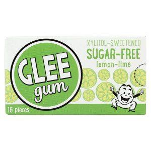 Glee Gum Lemon Lime 20g