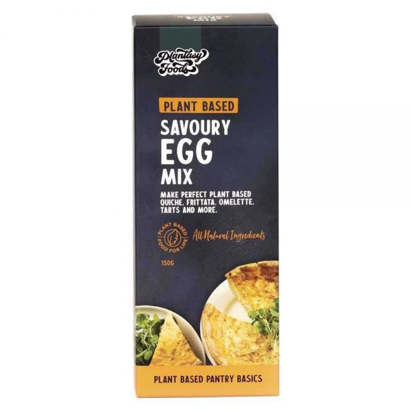 Plantasy Foods Savoury Egg Mix 150g
