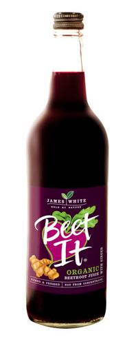 James White Beet it 750ml