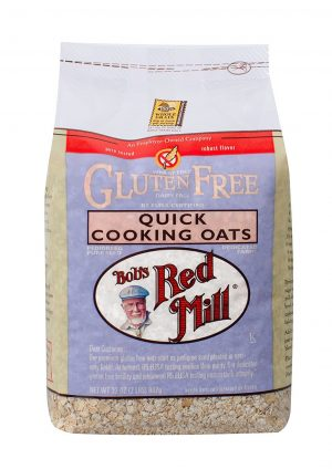 Bobs Red Mill Quick Cooking Oats 1kg