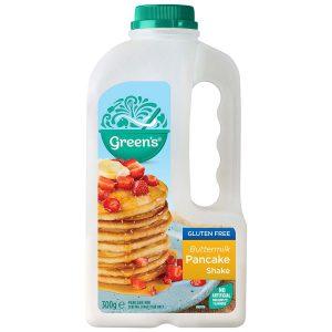 Greens Pancake Shake Buttermilk 300g