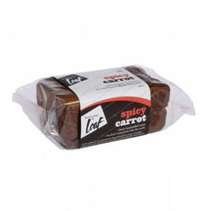 Loaf Spicy Carrot Cake 560g
