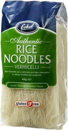 Eskal Thai Rice Noodles Vermicelli 400g