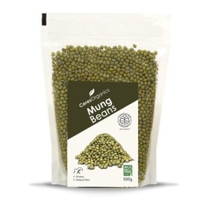 Ceres Organics Dried Mung Beans 500g