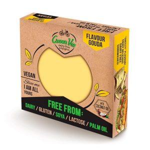 Green Vie Gouda Flavour Cheese Block 250g