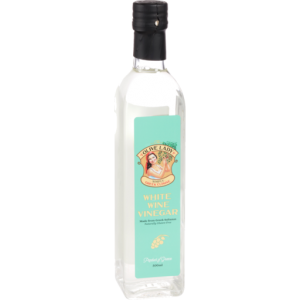 Olive Lady White Wine Vinegar 500ml