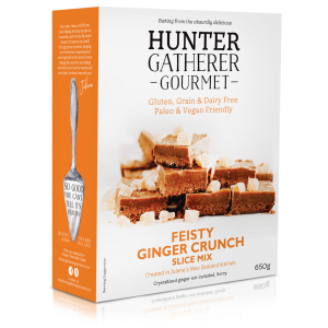 Hunter Gatherer Ginger Slice Mix 650g