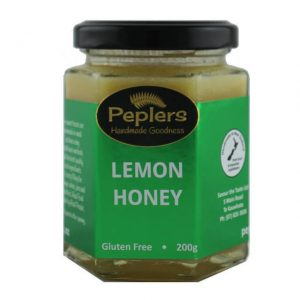 Peplers Lemon Honey 200g