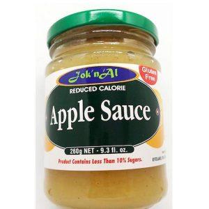 Jok n Al Apple Sauce 300ml