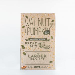 The Larder Project Walnut & Pumpkin Bread Mix 360g