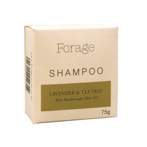 Forage Shampoo - Lavender and Tee Tree