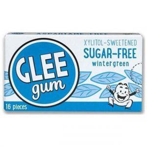 Glee Gum Winter Green 20g