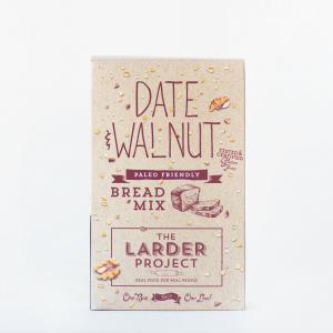 The Larder Project Date & Walnut Bread Mix 360g