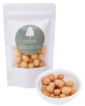 Harbourside Macadamias Honey Roasted 100g