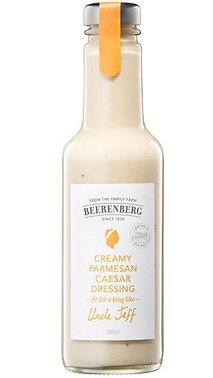 Beerenberg Creamy Parmesan Caesar Dressing 300ml