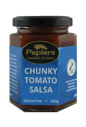 Peplers Chunky Tomato Salsa 200g