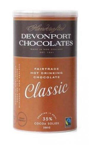Devonport Chocolate Classic Drinking Chocolate 250g