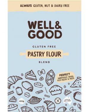 Well & Good GF Pastry Flour Blend 400g
