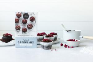 Love Cake Chocolate Muffin Mix 373g