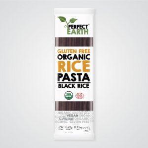 Perfect Earth Black Rice Pasta 225g