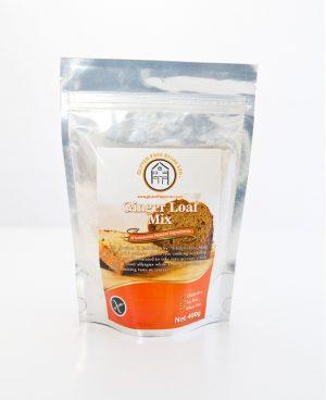 GF Store Ginger Loaf Mix 400g