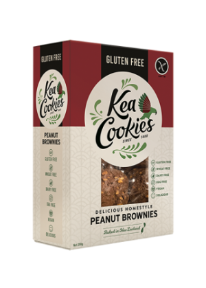 Kea Cookies Peanut Brownies 250g