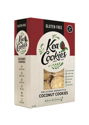 Kea Cookies Coconut 250g