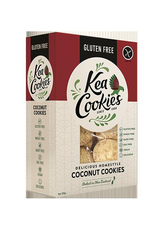 Kea Cookies Coconut 250g