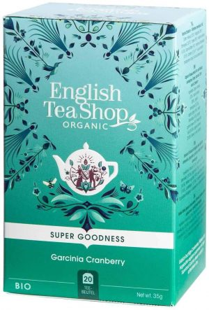 English Tea Shop - Super Goodness Cranberry 35g