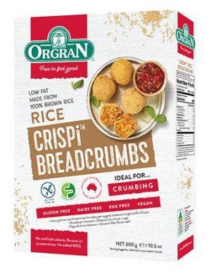 Orgran Rice Breadcrumbs 300g